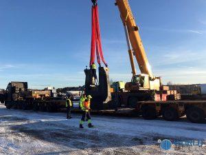 demontaż relokacja przemysł norwegia