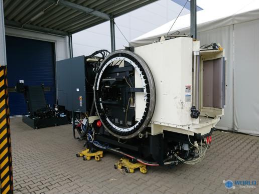 Relokacja maszyny makino a51nx