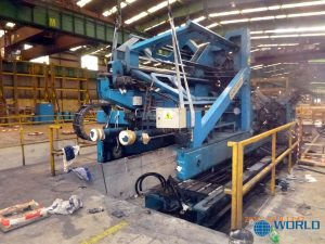 assembly disassembly relocation zumarraga spain