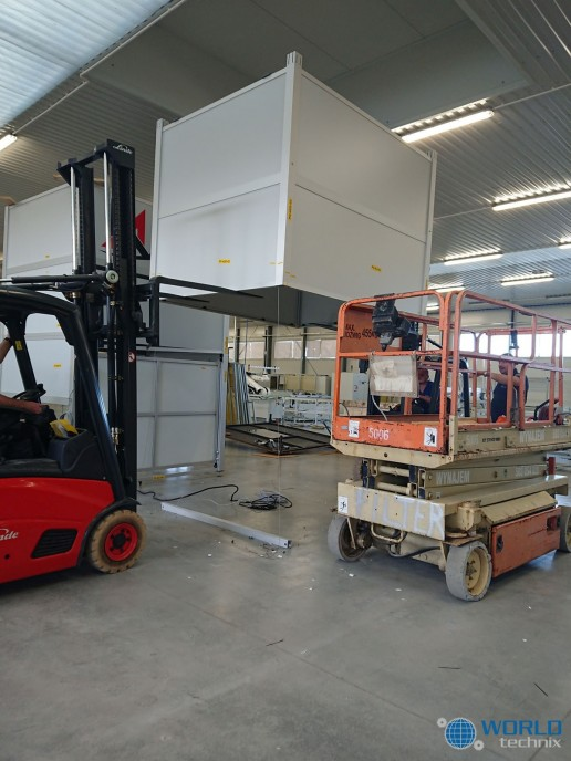 dismantling and relocation pv factory poland