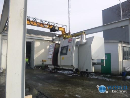 relokaca maszyn traub tna 600
